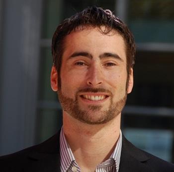 Alumnus Christopher Munshaw-Rodriguez